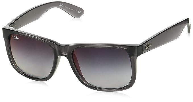 Ray-Ban Justin RB4165 Non-Polarized- Occhiali da Sole Unisex  Amazon ... f1737bd33f77