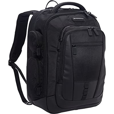 Samsonite Prowler ST6 Laptop Backpack - TSA-Approved - Fits Up To 17.3 Inch Laptops & Tablets - (Black): Clothing