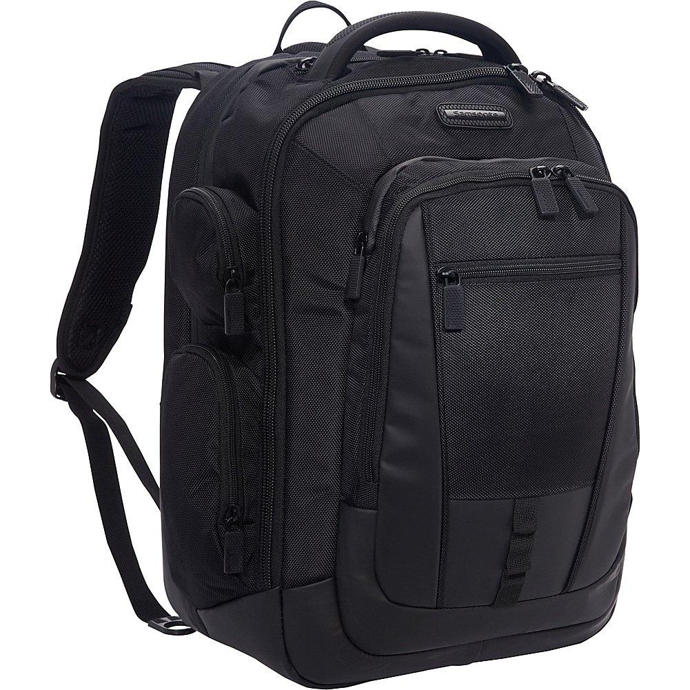 Samsonite Prowler ST6 Laptop Backpack - TSA-Approved - Fits Up To 17.3'' Laptops & Tablets - (Black)