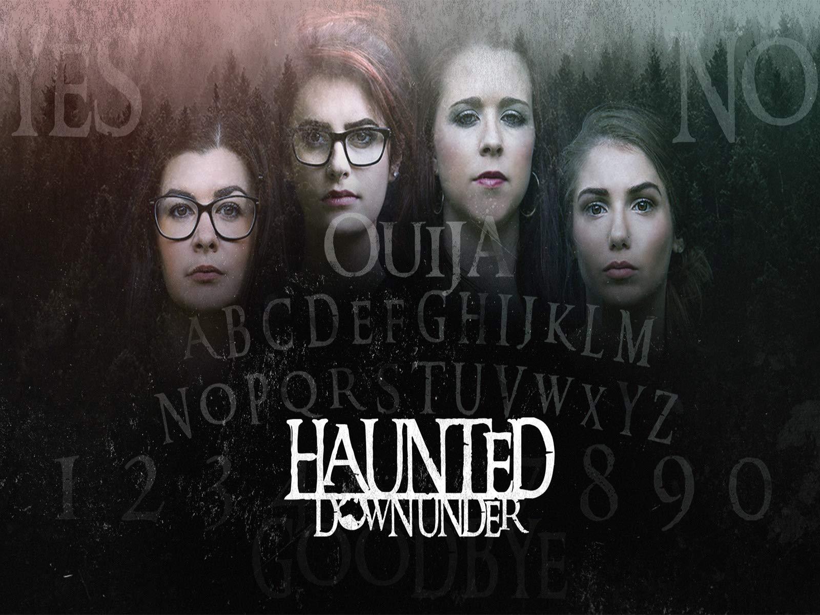 Haunted Down Under on Amazon Prime Video UK