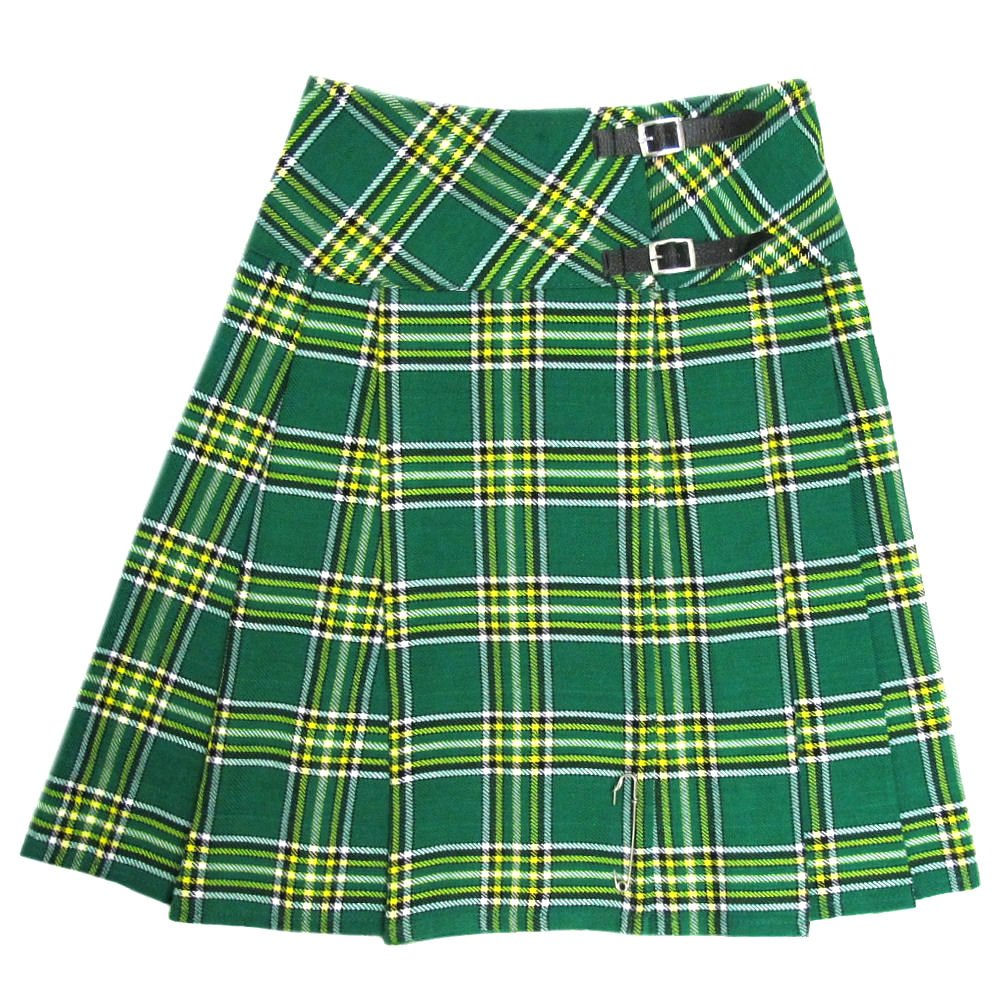 Tartanista Irish 23 inch Kilt Skirt Size US 20