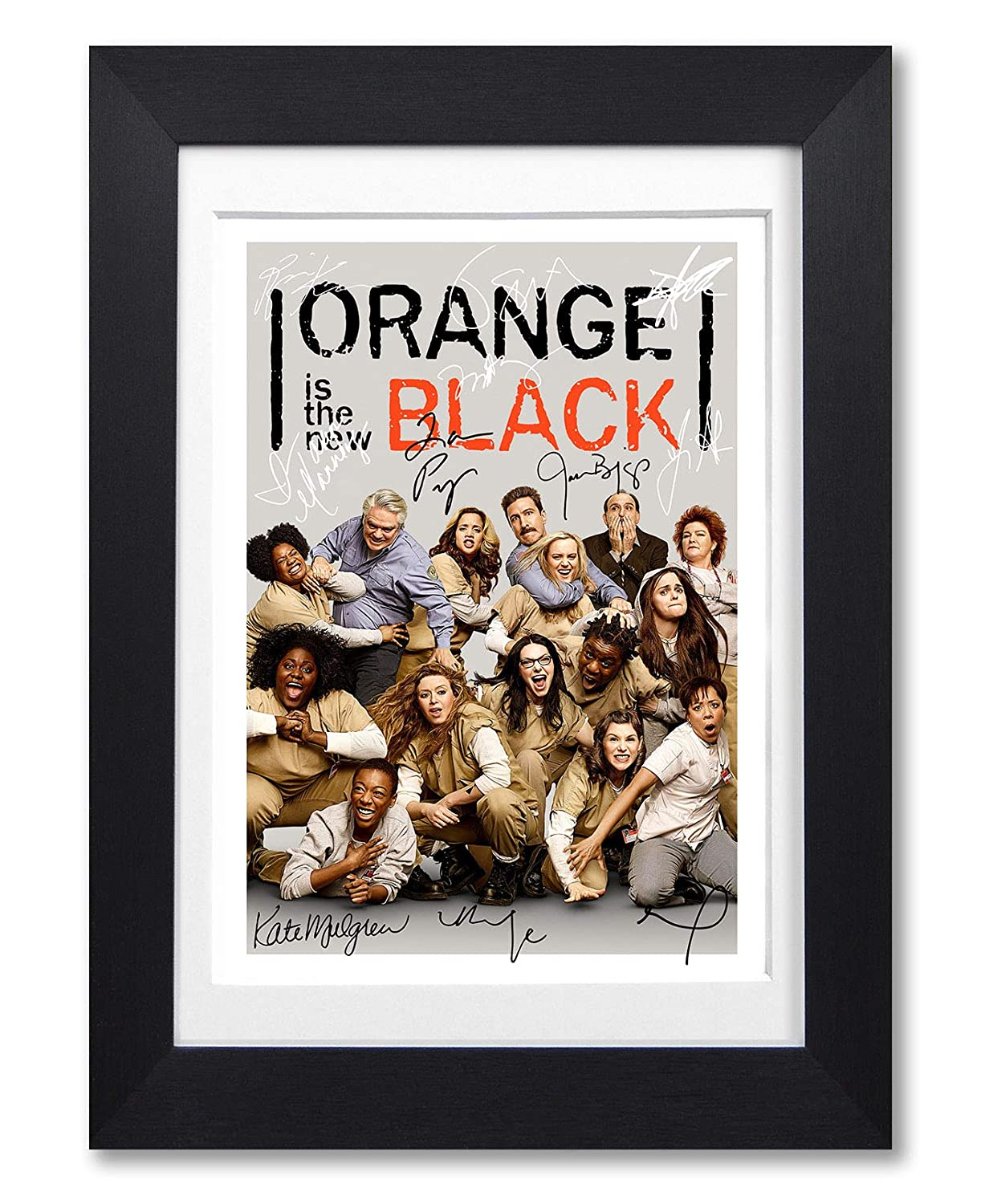 Laura Prepon Signed Autographed A4 Photo Print Poster