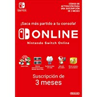 Nintendo Switch Online - 3 Meses | Nintendo