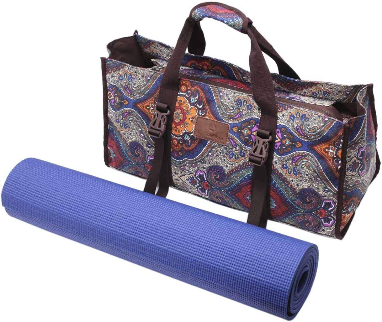"Yogatasche /""Mahavir/"" yoga Bag yoga sac fitness sport motif 3"