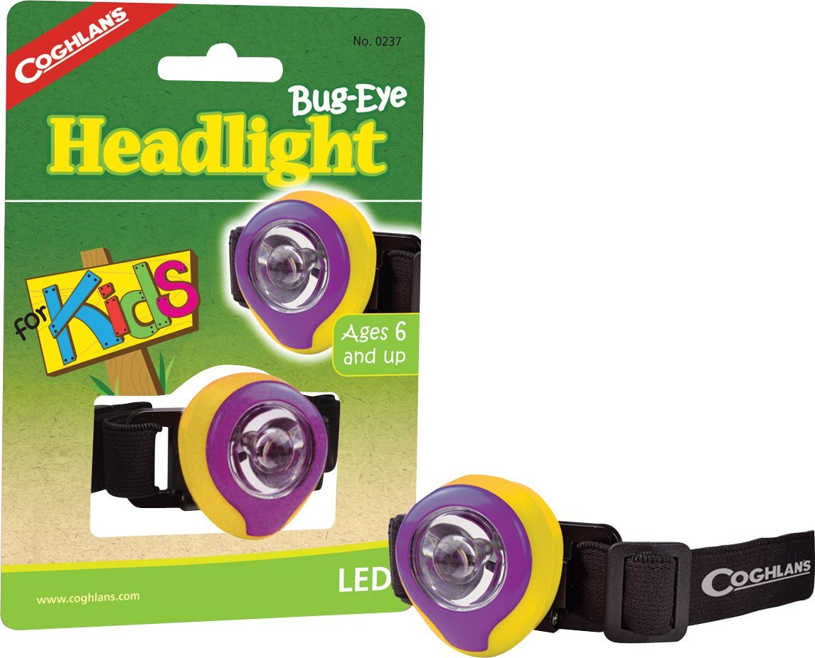 Coghlan's Bug-Eye Headlight for Kids