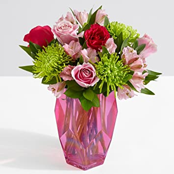 Amazon Proflowers 14 Count Pink All The Frills Wfree Clear