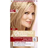 L'Oreal Excellence Permanent Hair Colour 10 Natural Baby Blonde