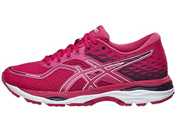 ASICS Womens Gel-Cumulus 19 Running Shoe, Cosmo Pink/White/Winter 11 ...