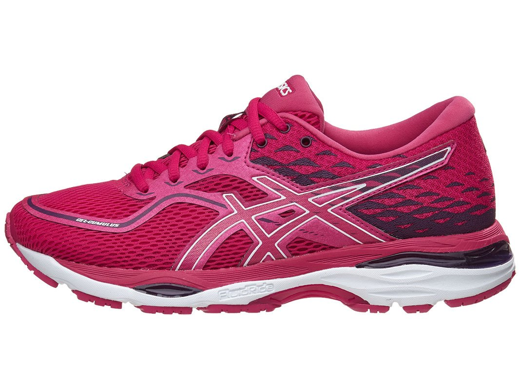 ASICS Gel Cumulus 19 Women's Shoes CosmoPink/Wht/Winter B071WLCWVL 8.5 B(M) US|Cosmopink/Wht/Winter