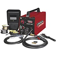 Lincoln Electric 88 Amp Handy MIG Wire Feed Welder with Gun Deals