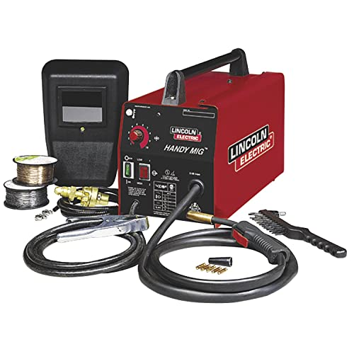 Lincoln Electric K2185-1 Handy MIG Welder – Review