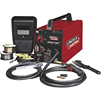 Lincoln Electric Handy MIG Wire Feed Welder with Gun