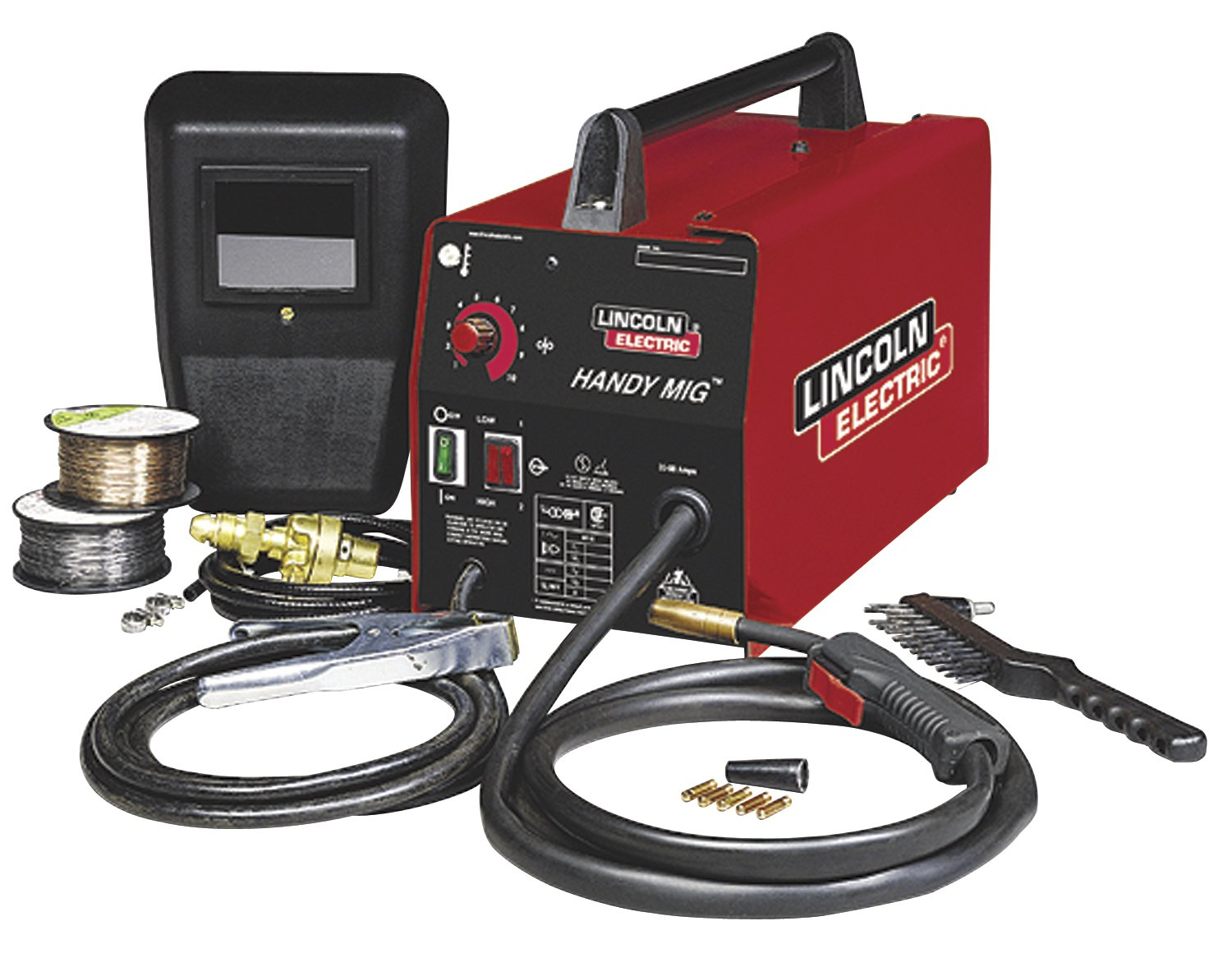 Lincoln Electric K2185-1 Handy MIG Welder: Mig Welding Equipment:  Amazon.com: Industrial & Scientific