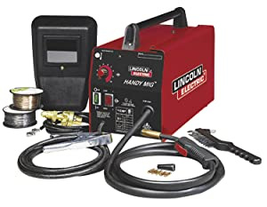 2. Lincoln Electric K2185-1 Handy MIG Welder