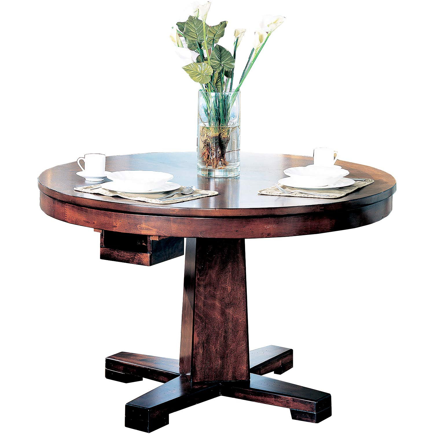 Marietta 3-in-1 Game Table Tobacco by Coaster Home Furnishings