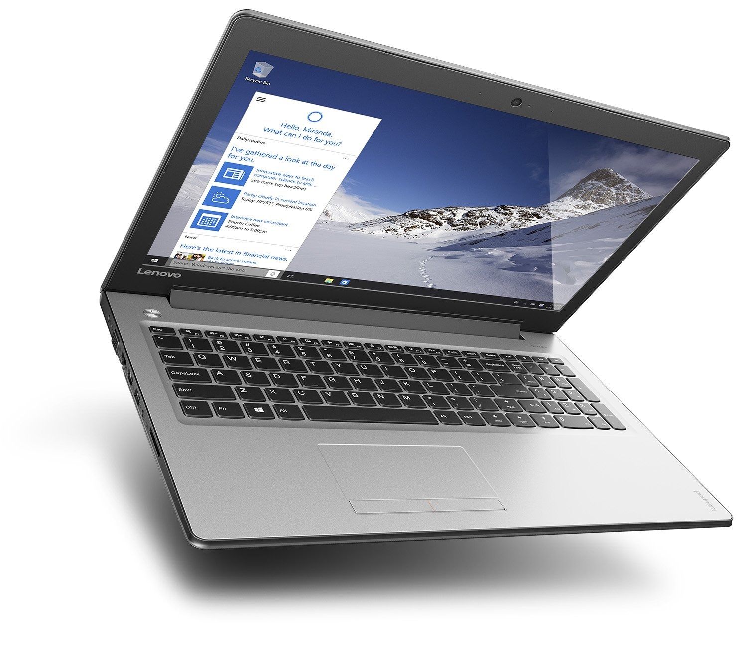 Buy Lenovo IdeaPad 310-15ISK 80SM01RWIH 15.6-inch Laptop (Core i3-6006U/4GB/1TB/Windows 10/Integrated Graphics), Platinum Silver Online at Low Prices in India - Amazon.in