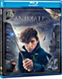 Animales Fantásticos y Dónde Encontrarlos (Fantastic Beasts and Where to Find Them) BLU-RAY 3D + DVD + DIGITAL COPY (Audio & Subtitles: English, Spanish, and Portuguese + Only French Subtitles) IMPORT