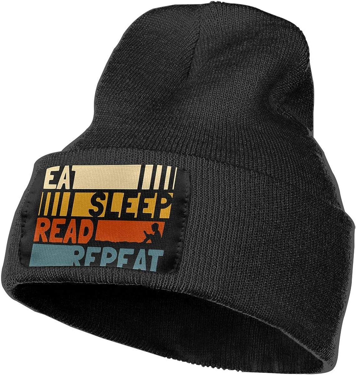 Men//Women Basketball Heartbeat Outdoor Stretch Beanies Hat Soft Winter Knit Caps