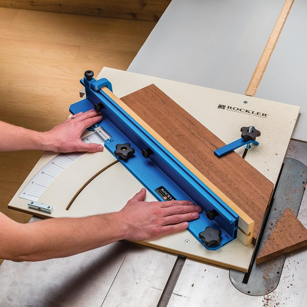 Rockler Tablesaw CrossCut Sled by Rockler Woodworking and Hardware