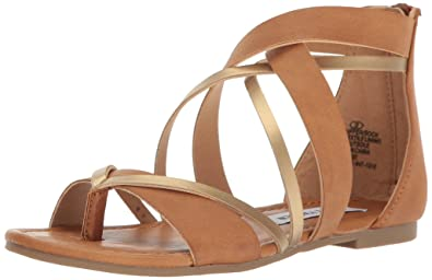 309ceac9a80 Steve Madden Kids' JHONORE Gladiator Sandal