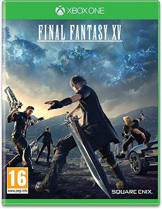 Final Fantasy XV: Standard Edition [Importación Inglesa]: Amazon ...