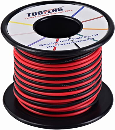 Appliance Grade Priced Per Foot High temperature wire,16AWG Heater Hookup Wire