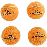 HypetPet Tennis Balls (4 Pack)