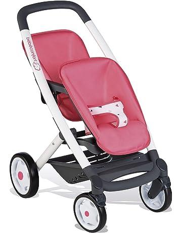 Silla gemelar de Bebé Confort para muñecos (Smoby 253299). #2