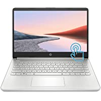 "HP Premium Laptop (2021 Latest Model), 14"" HD Touchscreen, AMD Athlon Processor, 8GB RAM, 128GB SSD, Webcam, HDMI…"