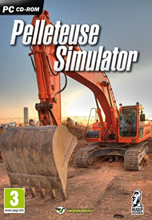 simulateur pelleteuse
