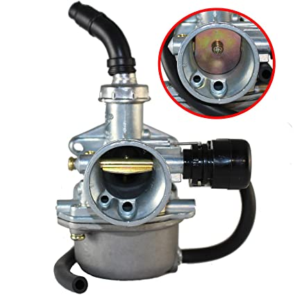 amazon com: carburetor chinese 4 wheeler 50 70cc 90cc 110cc 125cc c:  automotive