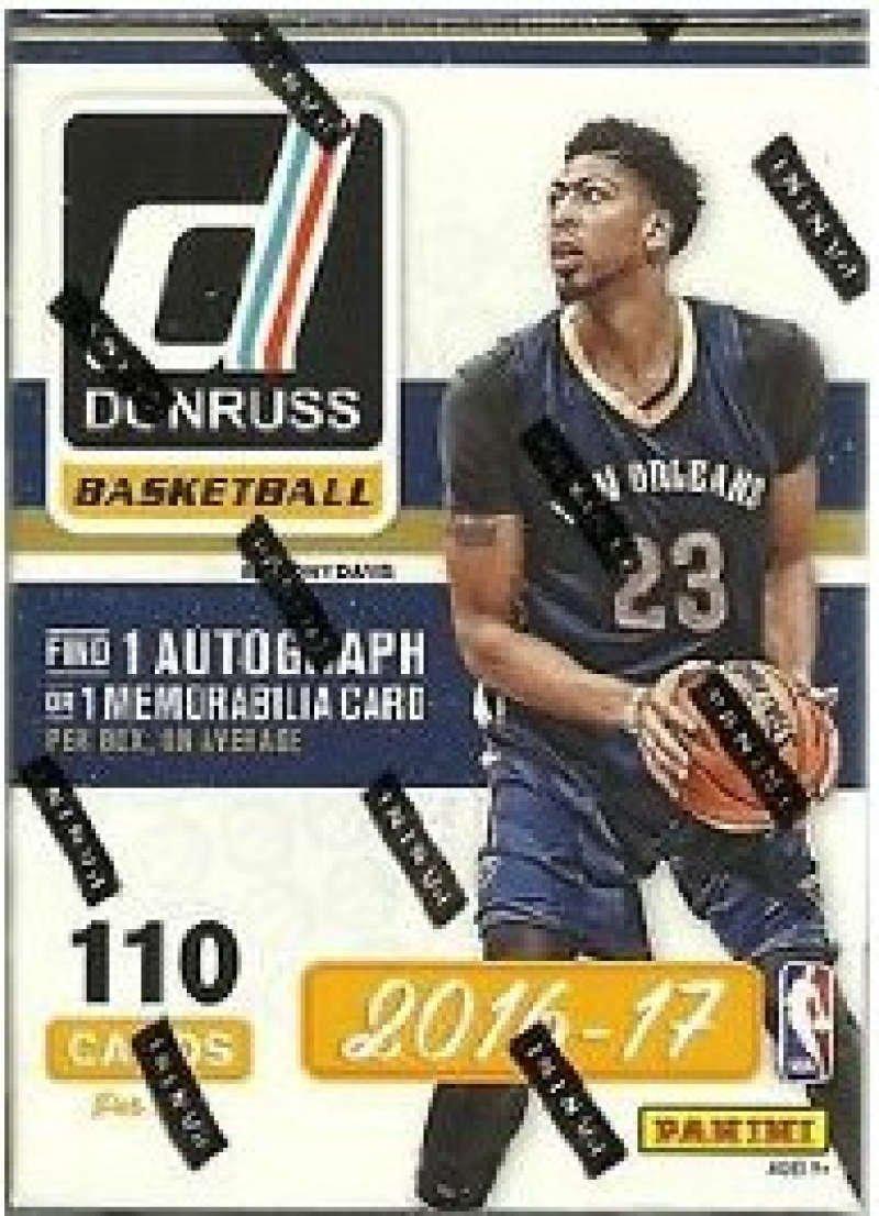 Amazoncom 2016 17 Panini Donruss Basketball Blaster Box