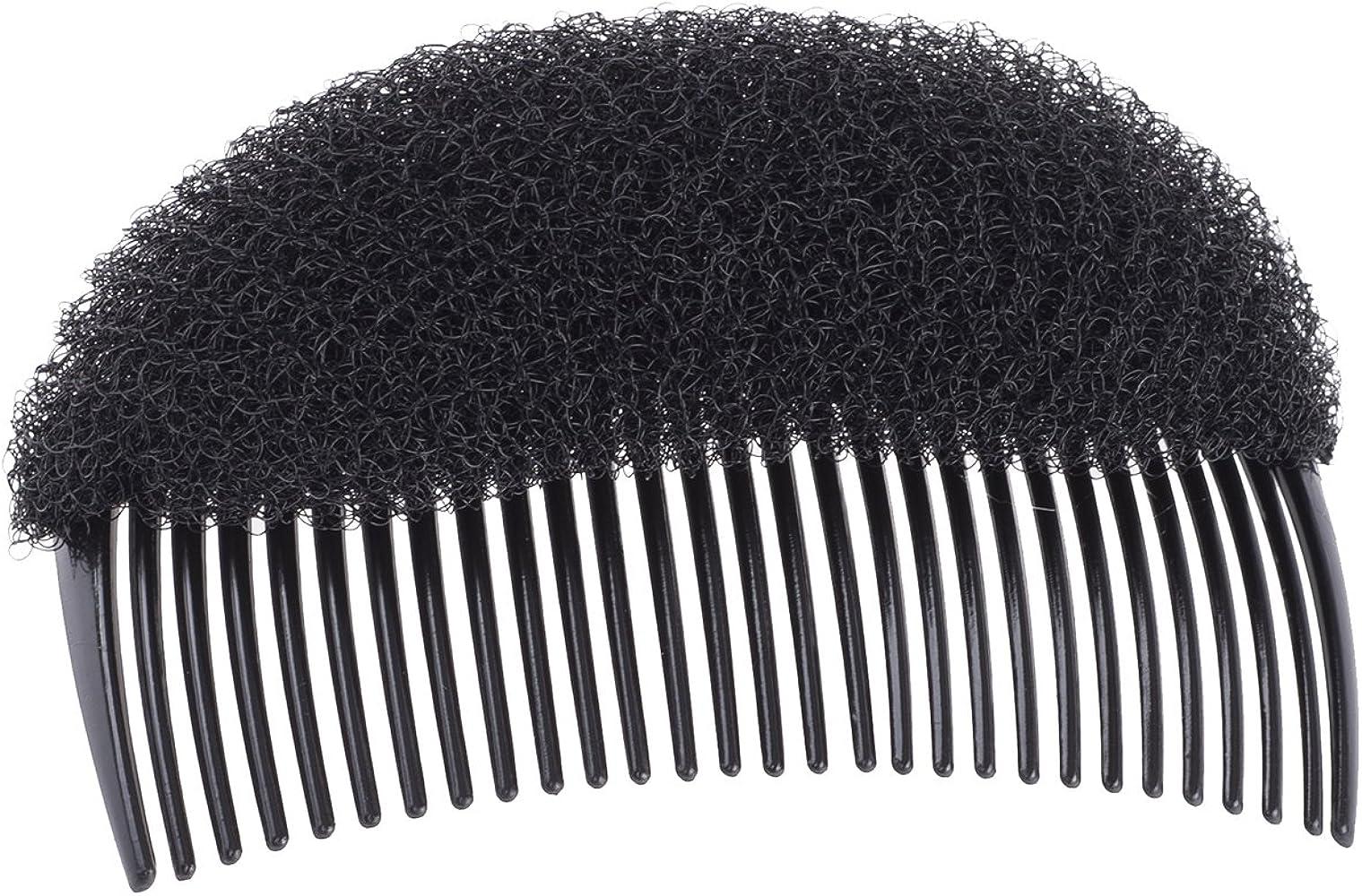 Damen Haarkissen Vintage Frisur Rockabilly Haarunterlage