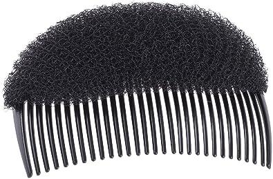 Damen Haarkissen Vintage Frisur Rockabilly Haarunterlage One Size
