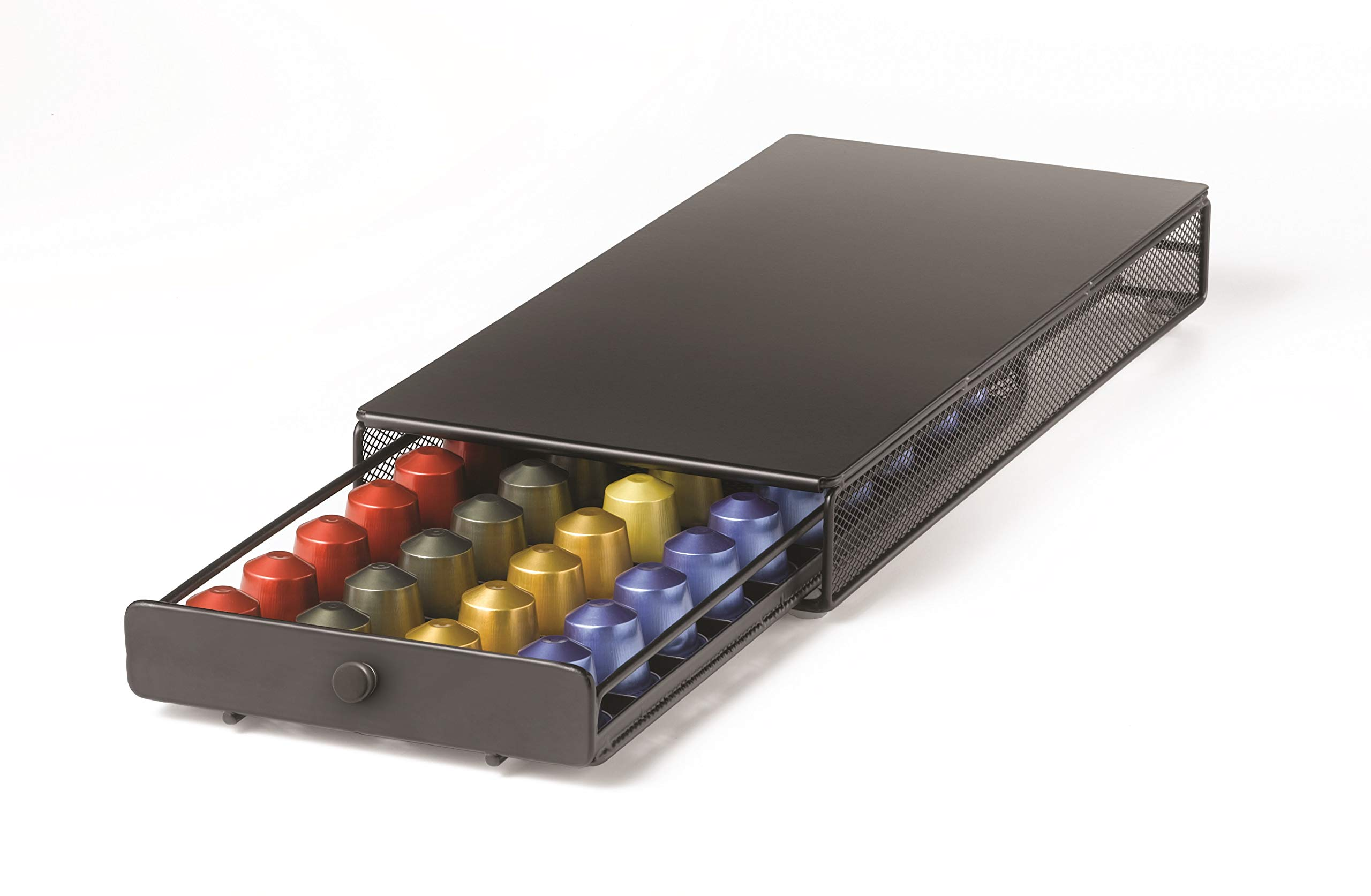 Nifty Nespresso Capsule Drawer - Holds 40 Nespresso Capsules by NIFTY