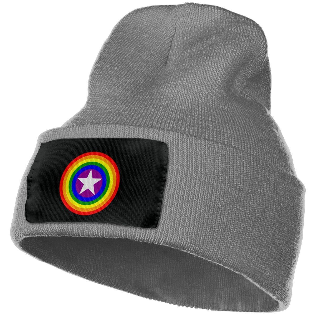 Zml0pping Pride Shields Unisex Cap
