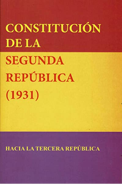 Constitución De La Segunda República 1931 : 20 Prokomun: Amazon.es: V. V. A. A.: Libros