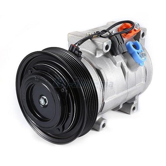 Amazon.com: New A/C Air Conditioning Compressor & Clutch for 2003 2004 2005 2006 2007 Honda Accord 3.0L V6 & Odyssey 3.5L V6 2005-2007, Acura TL 3.2L 3.5L ...