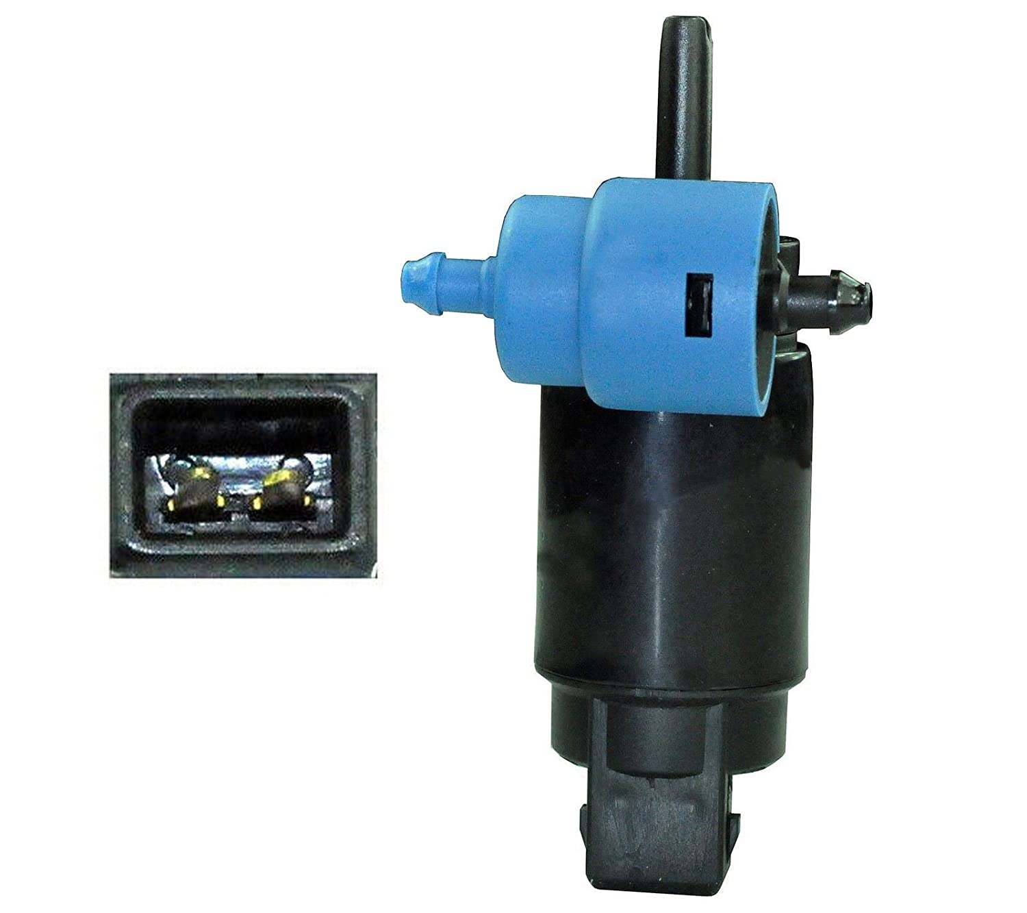 Washer Pump Vauxh Astra/Corsa/Vectra/Twin Outlet D2P