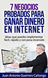 7 Negocios probados para ganar dinero en internet: Ideas que puedes implementar fácil, rápido y con poca inversión (Spanish Edition)