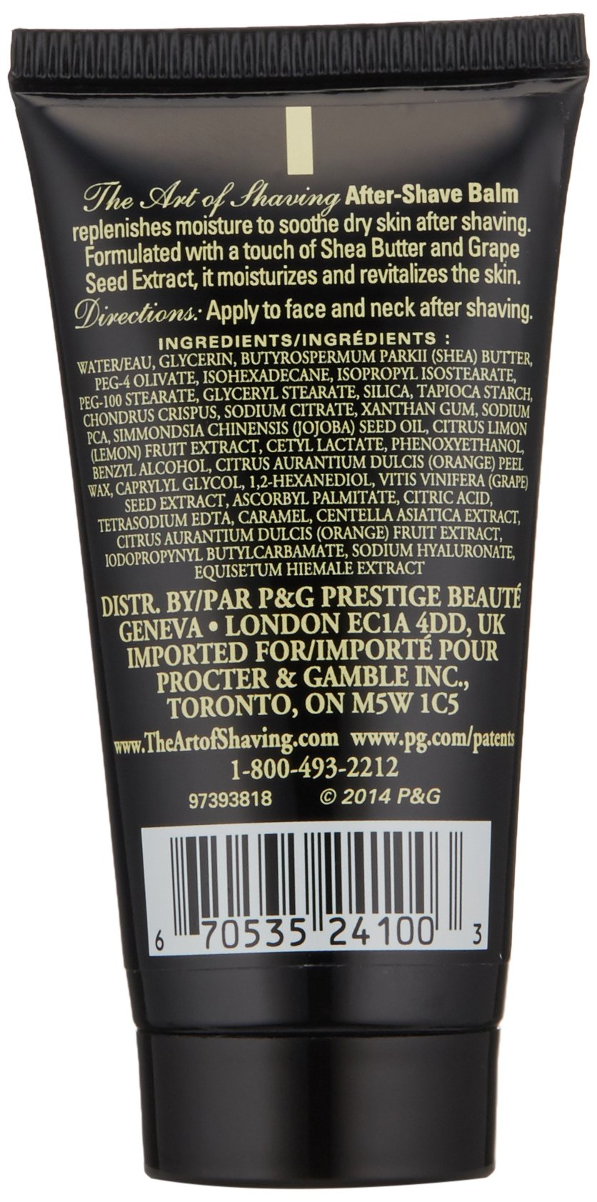 The Art of Shaving After-Shave Balm, Unscented, 1 oz by The Art of Shaving (Image #2)