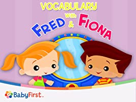 Vocabulary With Fred And Fiona Series