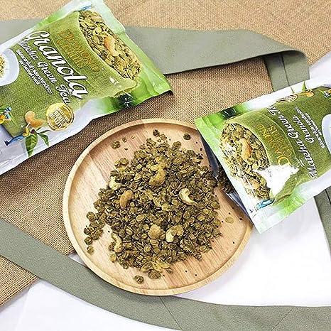 Miracle Tasty Granola copos enteros cereales de cereales ...