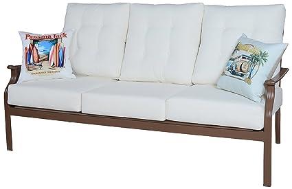 Amazon.com: Panama Jack Island Breeze Deep sofá de asientos ...