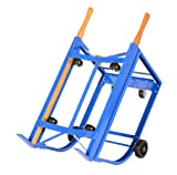 Vestil RDC-1000-5PO Deluxe Rotating Drum Cart