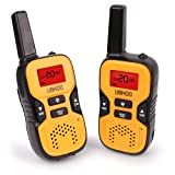 Amazon Price History for:Walkie Talkies, 22 Channel FRS/GMRS Kids Walkie Talkies 2 Way Radio 3.7 Miles UHF Handheld Walkie Talkies for Kids (1 Pair) Yellow