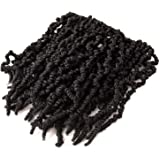 3 Packs Short Curly Spring twist Braids Synthetic Crochet Hair Extensions 10 inch 15 strands/pack Ombre Crochet Twist Braids