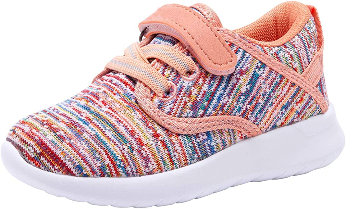 | COODO Toddler Kid's Sneakers Boys Girls Cute Casual Running Shoes | Sneakers