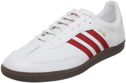 adidas sambaHerren Sneaker 428 WeißRot 5 UK Mehrfarbig BrdoCex
