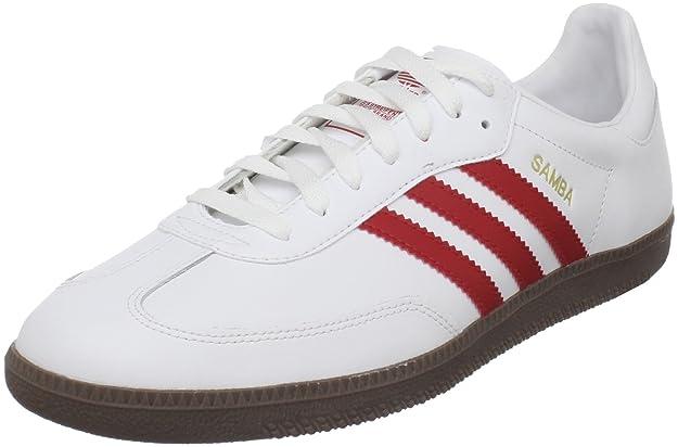 Adidas Originals Samba para Hombre Zapatillas BlancoAzul